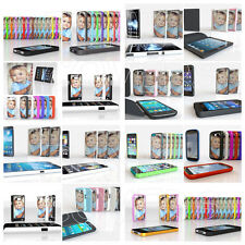 10x Blank case cover iPhone iPod iPad Samsung BlackBerry Sublimation printing