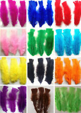 Wholesale! 50/100/200/500pcs natural goose 14-18cm / 5-7inches multicolor