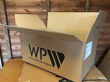 """Cheap New Cardboard Boxes Double Walled Packing Removal Storage 23""""x11""""x16"""""""