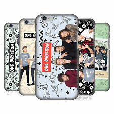 OFFICIAL ONE DIRECTION GROUP ICON HARD BACK CASE FOR APPLE iPHONE PHONES