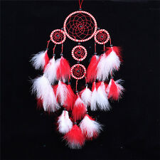 2 Colors Dream Catcher With feathers Wall Hanging Decoration Home Decor Ornament