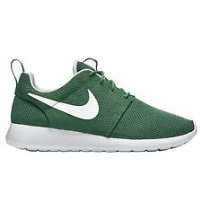 Nike Roshe One Green White Mens Trainers