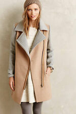 NWT SZ 14 Anthropologie Diplomat Coat by Cartonnier