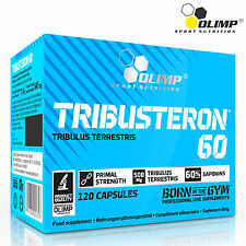 Tribusteron 60 15-330 Caps. Pro Testosterone Support Muscle Mass Growth Strong