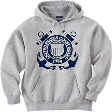 US Coast Guard hooded sweatshirt hoodie sweater United States coast guard uscg