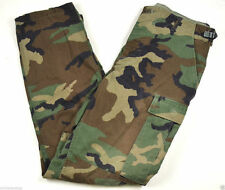 Military Army BDU Woodland Winter Camo Uniform Pants