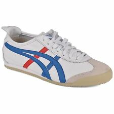 Onitsuka Tiger Mexico 66 White Blue Mens Trainers