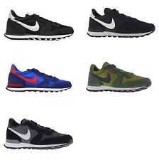Nike Internationalist Suade Lace Up Mens Casual Trainers