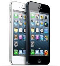 "Apple iPhone 5 16GB/32GB/64GB (Unlocked)  8MP iOS GSM  4.0"" LED GPS Smartphone"