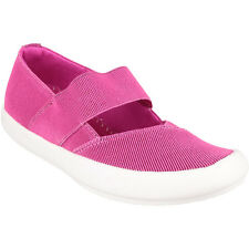Cotswold Ladies Chedworth Slip On Textile Summer Shoe Pink