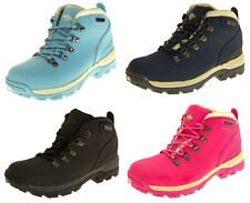 Ladies Leather NORTHWEST TERRITORY Hiking Waterproof Boots Sz Sizes 3 4 5 6 7 8