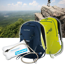 MontBell Hiking Pack 23 Hydration Backpack with Hydrapak 2L Reservoire Bladder