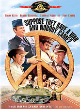 SUPPOSE THEY GAVE A WAR AND NOBODY CAME? DVD (1970) Tony Curtis NEW Fastest Ship