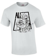 ALL T-shirt by Brian Walsby. (Chad P.) Limited to 300. Descendents, Punk, Rare