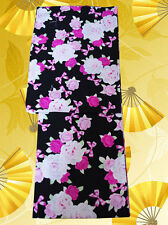 Japanese Summer Kimono cotton YUKATA dress for women girls /Party /Tanabata /Spa