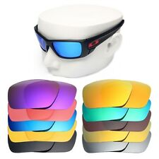 OWLIT Iridium Replacement Lenses for-Oakley Fuel Cell Sunglass OO9096 Polarized