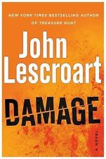 John Lescroart DAMAGE 2011 Hardcover Crime Detective Mystery Intrigue Lawyers