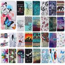 BOYA magnetic PU leather case flip wallet cover for iphone SE 5s 6s itouch 5/6