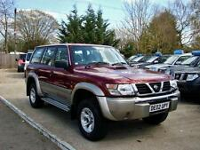 2002 NISSAN PATROL 3.0 DI SVE AUTO+ 7 Seats + Same Owner for 14 Years