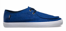 VANS RATA VULC SF WASHED TRUE BLUE MENS CASUAL SHOES FREE POST CLEARANCE