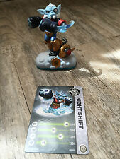 Skylanders Swap Force: NIGHT SHIFT w/ Stat Card RARE