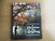A passion for angling tv series first edition vgc fishing book chris yates CARP