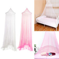 Mosquito Net Fly Lace Insect Protection Canopy Netting Curtain Bed Outdoor Dome