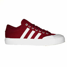 ADIDAS MATCHCOURT BURGUNDY WHITE GUM MENS NEW SKATEBOARD SHOES SKATE AUSTRALIA