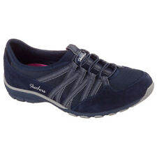 Skechers Ladies Active Conversations Holding Aces Casual Slip On Shoes