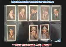 ☆ Wills - Cinema Stars 1st Series 1928 (G) *Pick The Cards You Need*