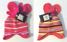 Nike Infant Girls Winter Hat and Mittens 2 Different Sets Size 12-14 Months NWT
