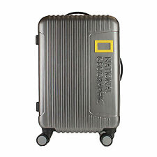 "National Geographic Travel Suit Case NG S6401L Baggage 24"" Checked Luggage"
