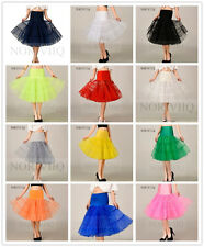 AU Hot Short Tutu Petticoat Skirts Underskirts Bridal Crinoline Dress NORIVIIQ