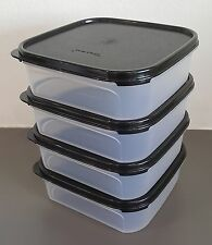 Tupperware Modular Mates SQUARE I : 1.2L (4 Pcs  - Wholesale Price!)