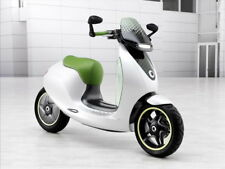 Smart eScooter Concept Bike Motorcycle Gigantic Print POSTER