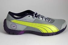 Women's PUMA Future Cat SuperLT 30457917 Limestone Limeade Grape Brand New