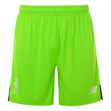 Liverpool FC  LFC Mens Home Goalkeeper Shorts 16/17 Official
