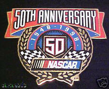 NASCAR 50th Anniversary 1948-1998 Collector Pin