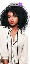 """Afro Kinky  Curly 100% Indian Remy Human Hair Lace Front /Full Lace Wig 12""""-22"""""""