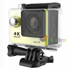 H9 4K Ultra HD 1080P WiFi Action Camera Sports DV Video Camcorder 30M Waterproof