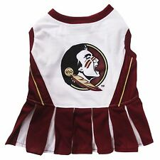 Florida State Seminols Dog Cheer Leading Outfit Officially Licensed NCAA Product