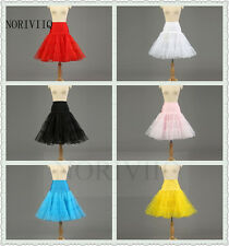 Women Petticoat Fancy Slips Crinoline Underskirt Bridal Underdress For Dress