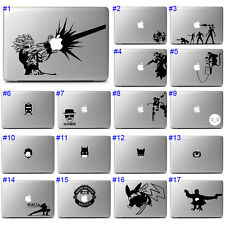 Laptop Notebook Macbook 13 15 Pro Air Cute Funny Cool Sticker Decal Decoration