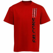 Atlanta Falcons Youth Red Code Breaker T-Shirt