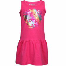 Kevin Harvick Girls Toddler Chase Authentics Pink Tank Dress