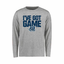 Old Dominion Monarchs Youth Ash Got Game Long Sleeve T-Shirt
