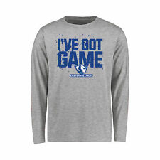 Eastern Illinois Panthers Youth Ash Got Game Long Sleeve T-Shirt - College
