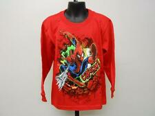 NEW Marvel The Amazing Spiderman Kids Youth Sizes XS-S-M-L-XL-2XL Shirt