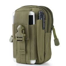 Nylon Tactical Waist Case Bag Outdoor Camping Army Military Waist Fanny Pack Bag