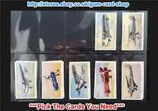 ☆ Player's - Aeroplanes (Civil) 1935 (G) *Pick The Cards You Need*
